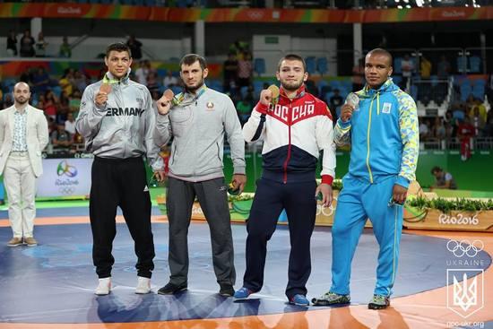 Украинец Беленюк вышел вфинал турнира погреко-римской борьбе