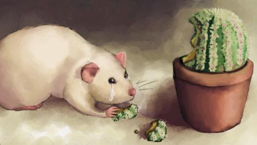 Мыши плакали, кололись, но продолжали жрать кактус