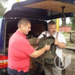 Чернігівські аграрії допомагають землякам у зоні АТО