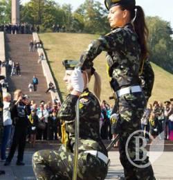 Курсантки і курсанти склали присягу – фото, відео