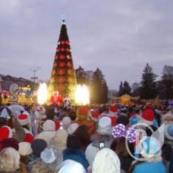 Чернігів готується до Нового року та Різдва