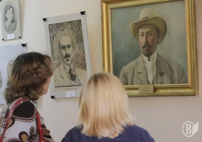 SVOBODA.FM :: В Чернигове открыта выставка к 145-летию Михаила Коцюбинского