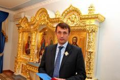 SVOBODA.FM :: Валерія Дубіля нагороджено орденом 1025-річчя Хрещення Київської Русі